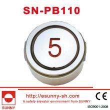 Lift Braill Push Button (SN-PB110)