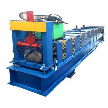 GI Haus Farbe Stahl ppgi Dachfirst Flieseblatt machen Maschine Ridge Cap Roll Formmaschine