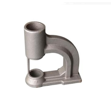 Metal casting machinery parts custom steel spare part