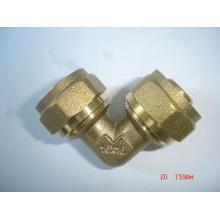 Ktm Elbow Pipe Fitting for Pex-Al-Pex Pipe, Laser or Overlap Aluminuim Plastic Pipe