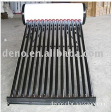 Non-pressure  solar water heater  with cheap price2013