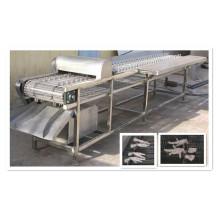 Máquina de corte da garra da galinha / pés da galinha que cortam / máquina do abate