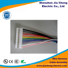 Arnés de cable personalizado de la asamblea de cable de cinta