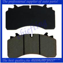WVA29162 GDB5094 FCV1828 233501309 3057008400 3057008401 0233501309 plaquette de frein de camion lourd semi-métallique de haute qualité