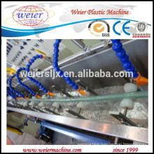 soft PVC water hose making machine line