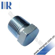 Adaptador hidráulico masculino del conector del tubo del enchufe de BSPT (4T-SP)