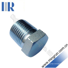 BSPT Male Hydraulic Plug Tube Connector Hydraulic Adapter (4T-SP)