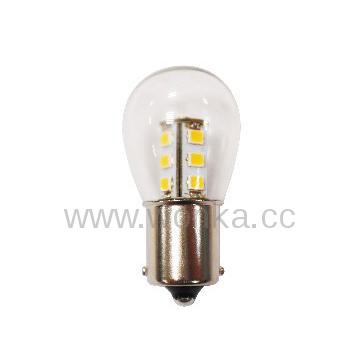 0.6W Ba15s Bajonett Außenbeleuchtung G4 / T3 LED Licht