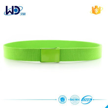 Unisex Sportswear Canvas Webbing Belt for sports