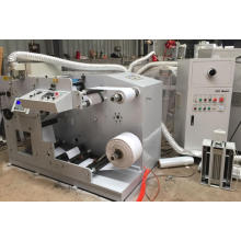 Machine d'impression flexographique de 1 couleur avec 1 séchage UV