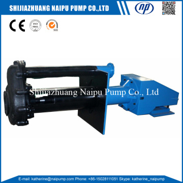 150SV-SPR Gummifored Vertikal Slurry Pump