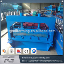 Botou Manufacturers Car Panel Color Steel Roll Forming Machine
