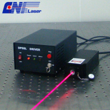 721nm ultra compact red laser for spectrum analysis