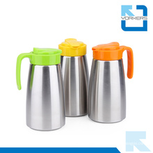 Hot Sale Colourful Stainless Steel Cold Water Kettle Water Jug