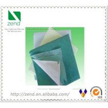 Полиэтиленовая пленка прокатанная с PP спанбонд нетканые ткани