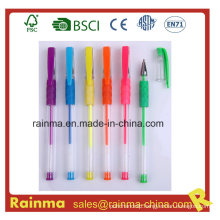 School Stationery with Gel Ink Pen Set