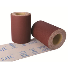 Calcined Aluminium Oxide Abrasive Cloth Roll