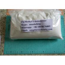 CAS: 65-04-3 17A-Méthyl-1-Testosterone