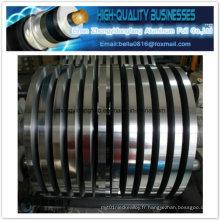 Film feuilleté en aluminium laminé Film en aluminium simple feuille (AL-PET)