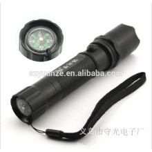 Produits les plus vendus tactique aluminium gradué lampe torche / torche