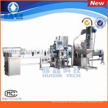 2016 automatische 4 Köpfe Füllmaschine mit Capping für Öle / Beschichtung / Farbe