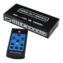 HDMI Switcher mit Audio Extractor 3 x 1