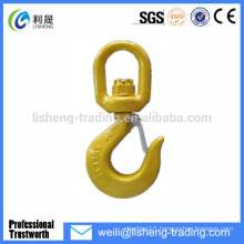 Safety g80 alloy steel lifting hook crane
