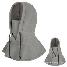 microfiber fleece outdoor winter seamless shawl