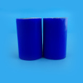 Custom Made Made Blue / White Clear Polyamide Plate