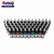 Solong tattoo permanent makeup ink body art tattoo pigment