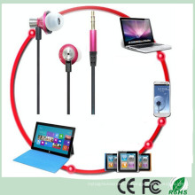 Vente en gros en gros écouteurs intra-auriculaires MP3 (K-610M)