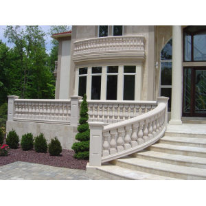 White marble Balustrade,Marble Balcony Balustrade