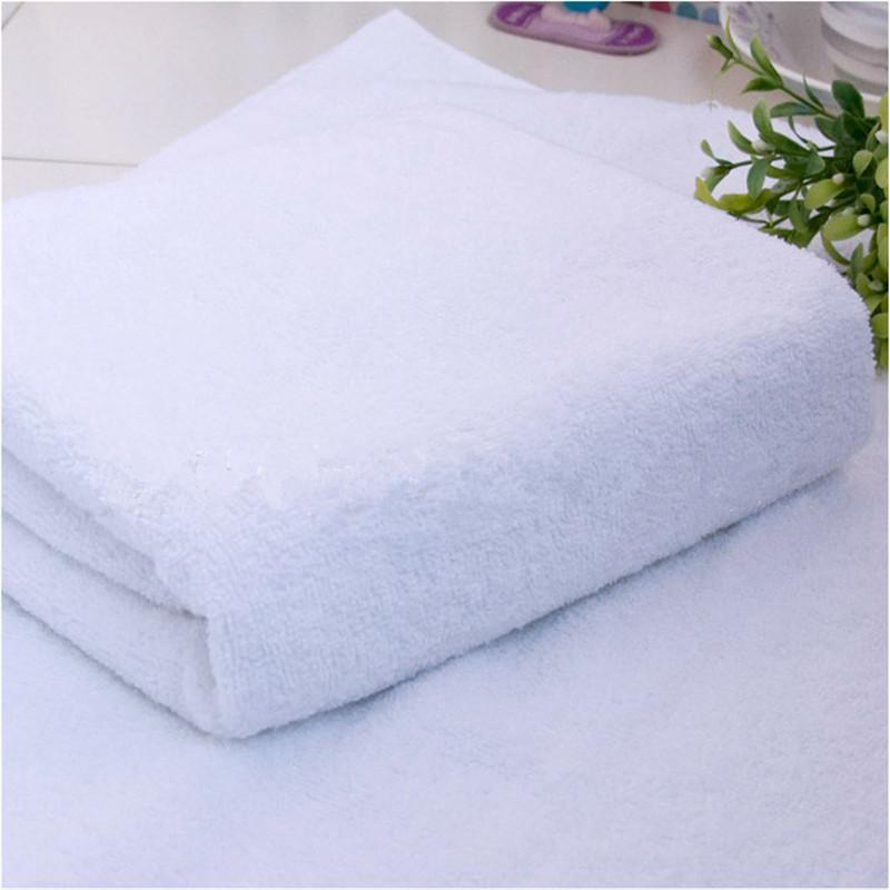 custom bath towel