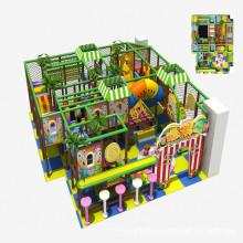 O melhor design de interiores do parque infantil para crianças