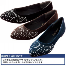 2014 hot sale latest shallow mouth diamond flat pointed shoes women shoes