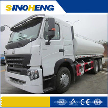 Sinotruk 6 * 4 25cbm Tankfahrzeug-LKW oder Diesel, der LKW transportiert