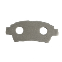 04465-12580 Wholesale high quality car disc brake pad back plate for Toyota spare parts