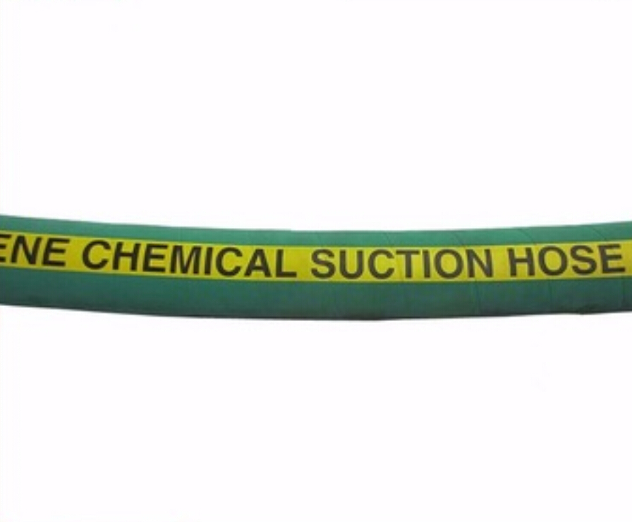 CHEMICAL SUCTION HOSE FINISHED