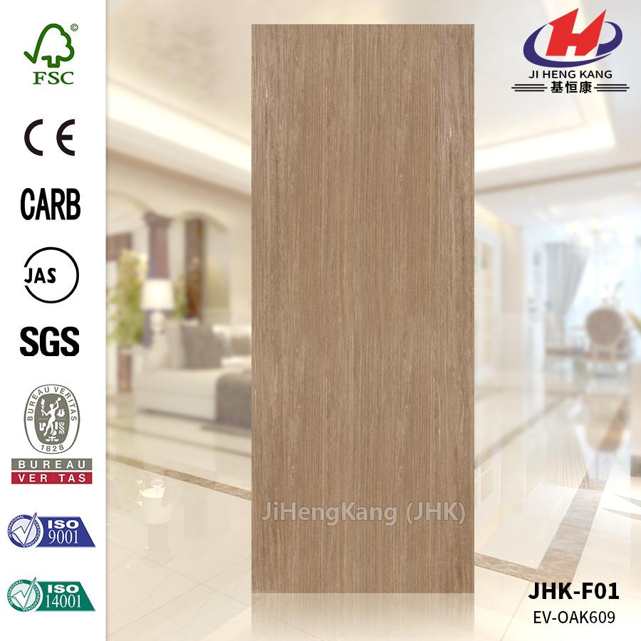 4mm  Texture MDF EV OAK  Door Skin