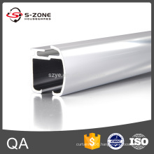 Heavy duty aluminum curtain track kit set flexible rail