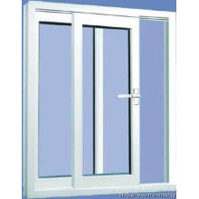 Sliding PVC Window with Double Glazing Glass UPVC Window