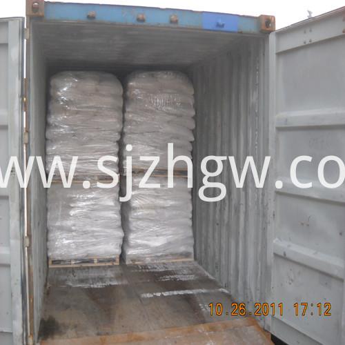 Cyanuric Acid in 25kg bags