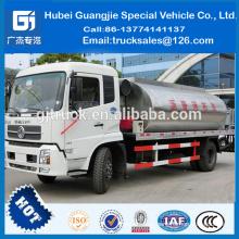 Caminhão de transporte DONGFENG TIANJIN 8cbm 9cbm 10cbm betume caminhão de distribuição para venda DONGFENG TIANJIN 8cbm 9cbm 10cbm betume caminhão de distribuição
