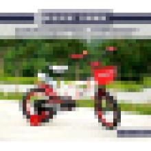 Precio de fábrica niños bicicleta con mango, 12 pulgadas embroma la bici de fibra de carbono, buena calidad hecha en China los niños bicicleta con barra de empuje