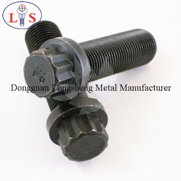 12-Point Spline Bell Flange Head Bolt