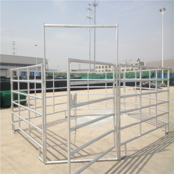 livestock fencing galvanized rural steel farm gate