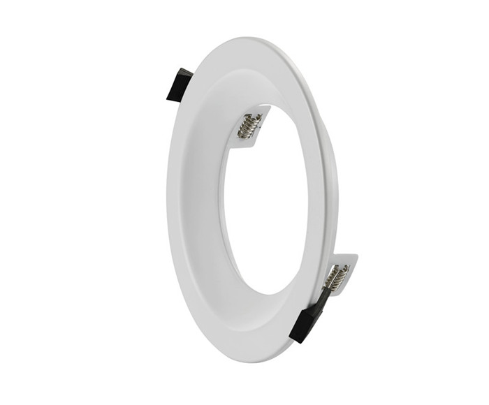 5 inch led downlight ring white