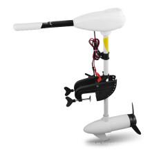 Blanco 36 libras 8 velocidad eléctrico Trolling Motor para barco de pesca