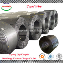 chinese calcium silicon cored wire alloy