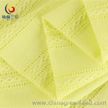 100%Cotton Spiral Stripe Jacquard Fabric for Garment